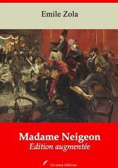 Madame Neigeon: Nouvelle édition augmentée