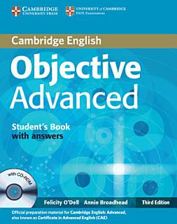 Objective Advanced Student s Book with Answers with CD ROM Book