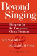 Beyond Singing Book