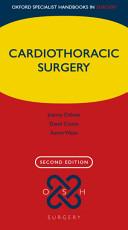 Cardiothoracic Surgery PDF