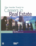 The Inside Track to Careers in Real Estate Book