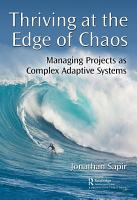 Thriving at the Edge of Chaos PDF