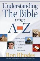 Understanding the Bible from A to Z PDF