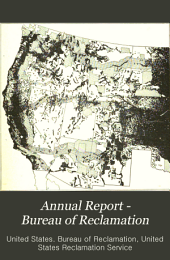 Annual report - Bureau of Reclamation: Issue 1