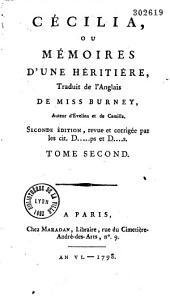 Oeuvres... de Miss S. H. Burney. Traduit de l'anglais par Després, Deschamps, Renfner, Rieu