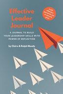 Effective Leader Journal
