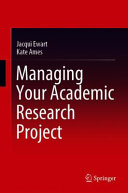 Managing Your Academic Research Project PDF