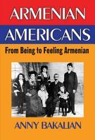 Armenian Americans PDF