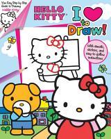 Hello Kitty  I Love to Draw  PDF