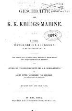 sterreichs Seewesen in dem Zeitraume von 1500   1797 PDF