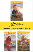 Harlequin Love Inspired January 2020   Box Set 2 of 2 PDF