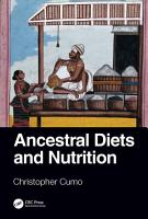 Ancestral Diets and Nutrition PDF