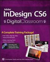 Adobe InDesign CS6 Digital Classroom PDF