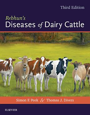 Rebhun s Diseases of Dairy Cattle   E Book PDF