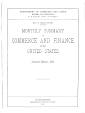 Monthly Summary of Foreign Commerce of the United States: Issues 7-9