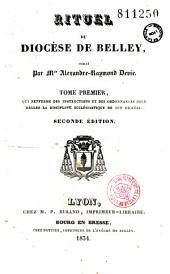 Rituel du diocèse de Belley