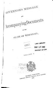 Governor s Message and Accompanying Documents PDF