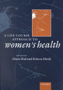 A Life Course Approach to Women's Health