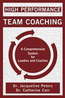 High Performance Team Coaching PDF