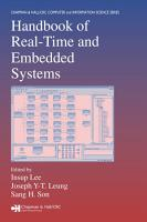 Handbook of Real Time and Embedded Systems PDF