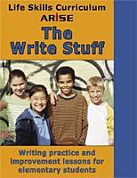 Life Skills Curriculum  The Write Stuff PDF