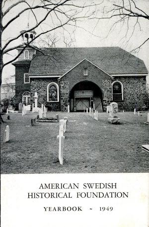 American Swedish Historical Museum  Yearbook 1949