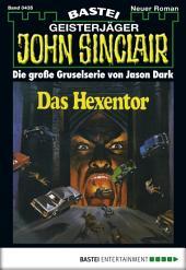 John Sinclair - Folge 0435: Das Hexentor (1. Teil)