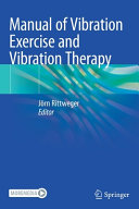 Manual of Vibration Exercise and Vibration Therapy