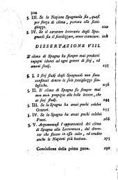 Saggio Storico-Apologetico Della Letteratura Spagnuola Contro Le Pregiudicate Opinioni Di Alcuni Moderni Scrittori Italiani...