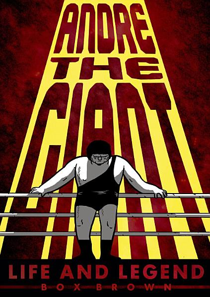 Download Andre the Giant Book