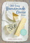 200 Easy Homemade Cheese Recipes PDF