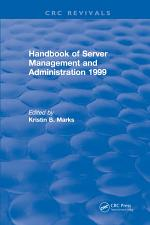 Handbook of Server Management and Administration