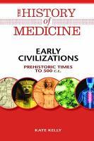 Early Civilizations PDF
