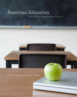 American Education Building A Common Foundation