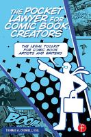 The Pocket Lawyer for Comic Book Creators PDF