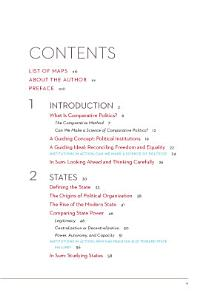 Essentials of Comparative Politics Book