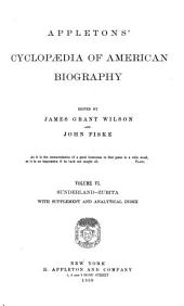 Appleton's Cyclopædia of American Biography: Volume 6