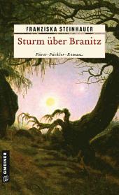 Sturm über Branitz: Historischer Kriminalroman