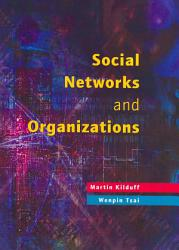 Social Networks and Organizations PDF
