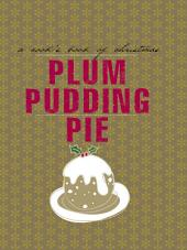 Cooks Books: Plum Pudding Pie