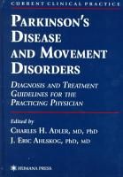 Parkinson   s Disease and Movement Disorders PDF