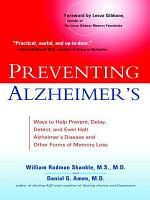 Preventing Alzheimer s PDF