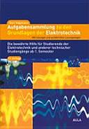Aufgabensammlung zu den Grundlagen der Elektrotechnik PDF