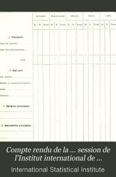 Bulletin de L'Institut International de Statistique: Volume 2