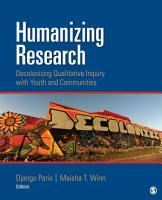 Humanizing Research PDF