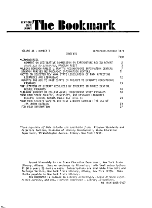 The Bookmark PDF