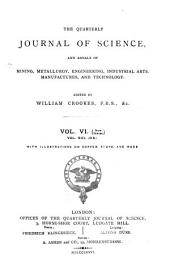 The Journal of Science, and Annals of Astronomy, Biology, Geology, Industrial Arts, Manufactures, and Technology: Volume 13