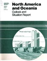 Outlook and Situation Report PDF