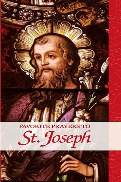 Download Favorite Prayers to St  Joseph Book