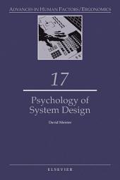 Psychology of System Design